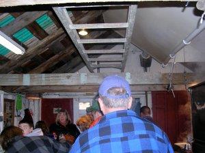 Inside the bustling sugar hosue
