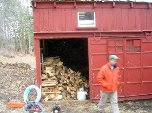 Lots o' wood
