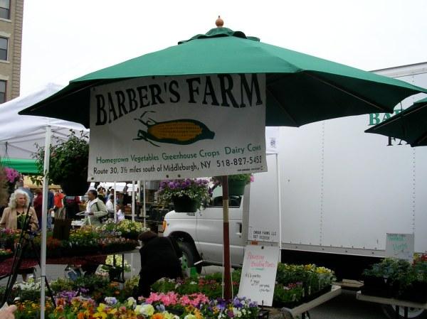 Barber's Farm, Middleburgh NY